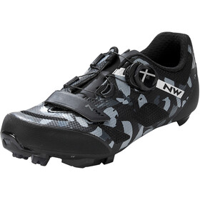 Northwave Razer Schuhe Herren schwarz/grau